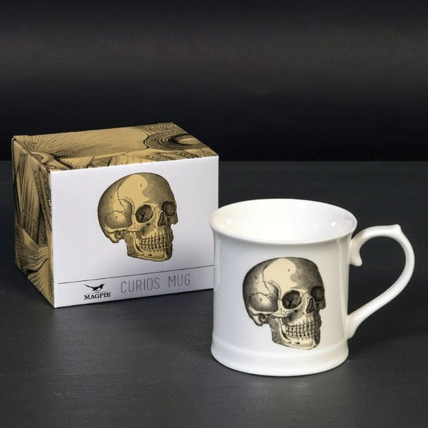Kubek Curious Skull