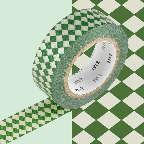 Taśma dekoracyjna washi MT Masking Tape Carole, dł.10m