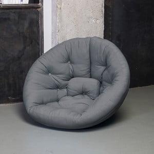 Fotel rozkładany Karup Nest Gris