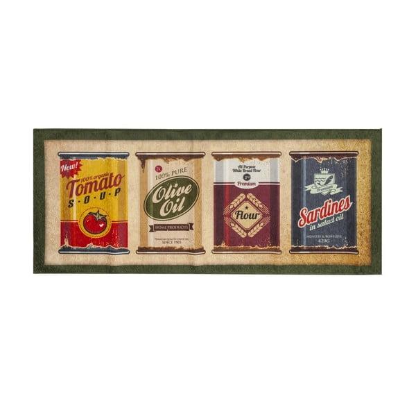 Wytrzymały dywan kuchenny Webtapetti Caddy, 60x150 cm