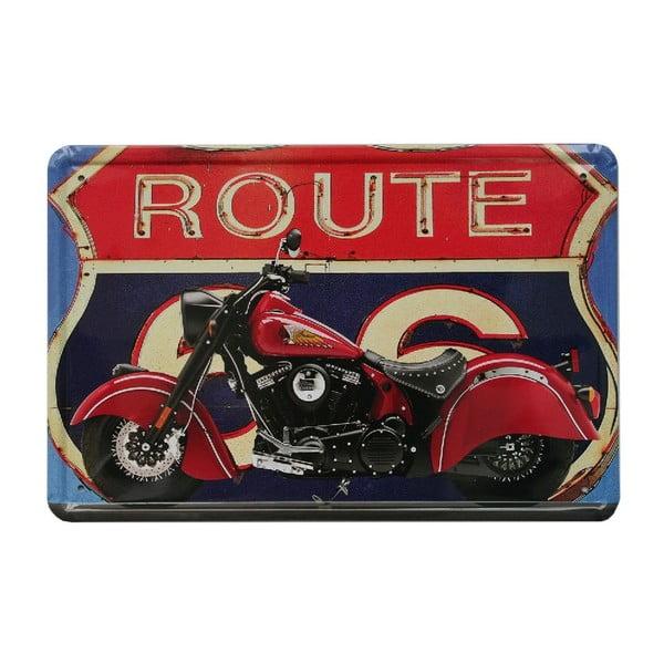 Tablica Route 66, 20x30 cm