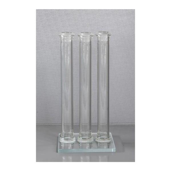 Szklany wazon Odin M