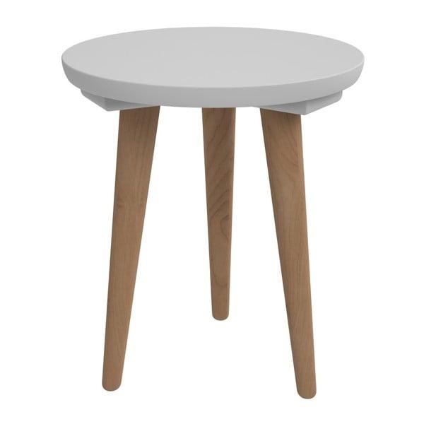 Stół D2 Bergen, 30 cm, szary
