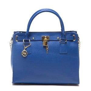 Skórzana torebka Roberta M 199 Bluette