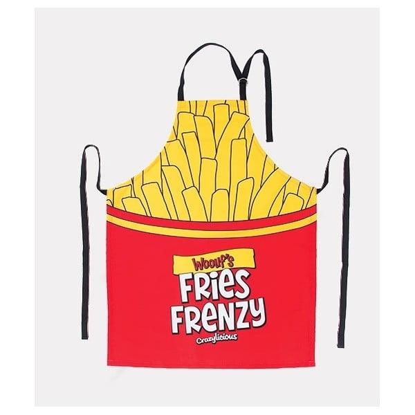 Fartuch kuchenny Fries
