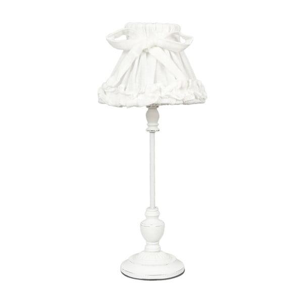 Lampka stołowa Retro White