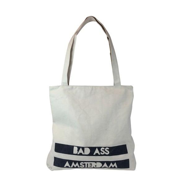 Płócienna torba Bad Ass Amsterdam