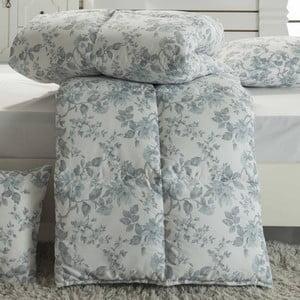 Narzuta pikowana na łóżko dwuosobowe Leona, 195x215 cm