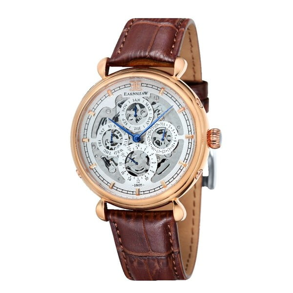 Zegarek męski Thomas Earnshaw Grand Rose Gold