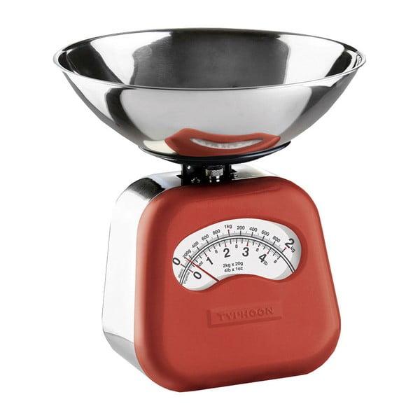 Waga kuchenna Novo Scales, czerwona