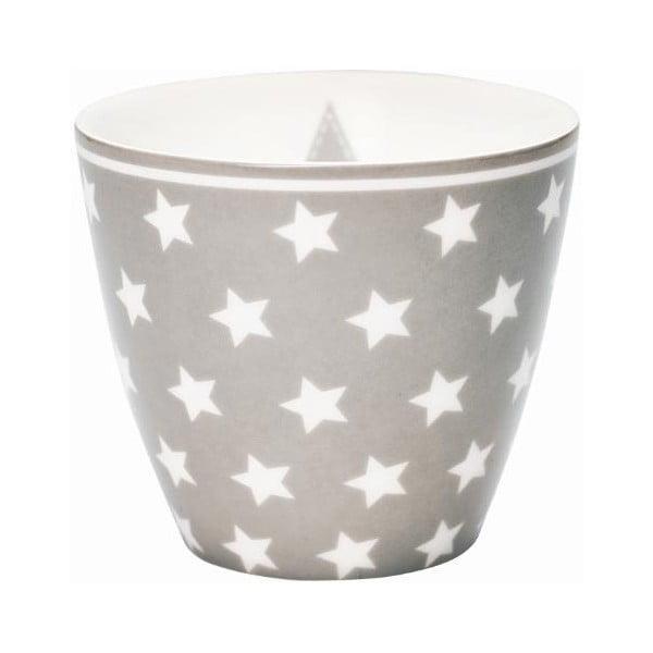Kubek Latte Star Grey, 300 ml