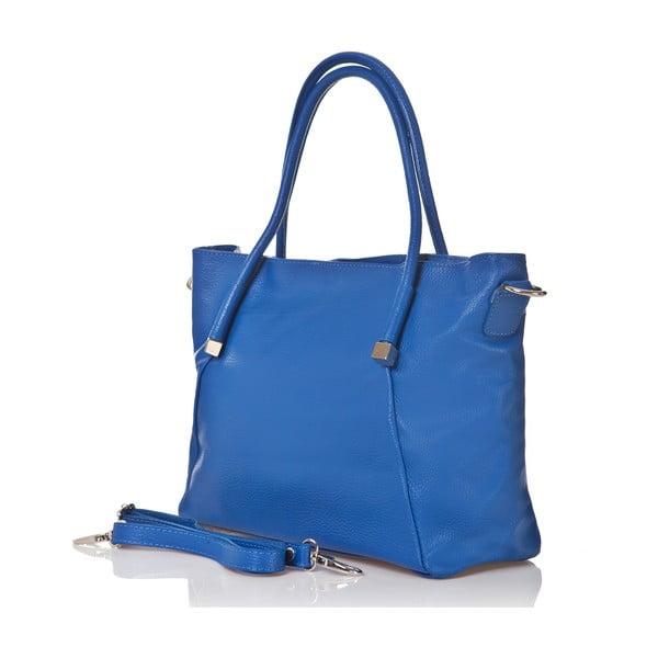 Torebka Litchi Blue