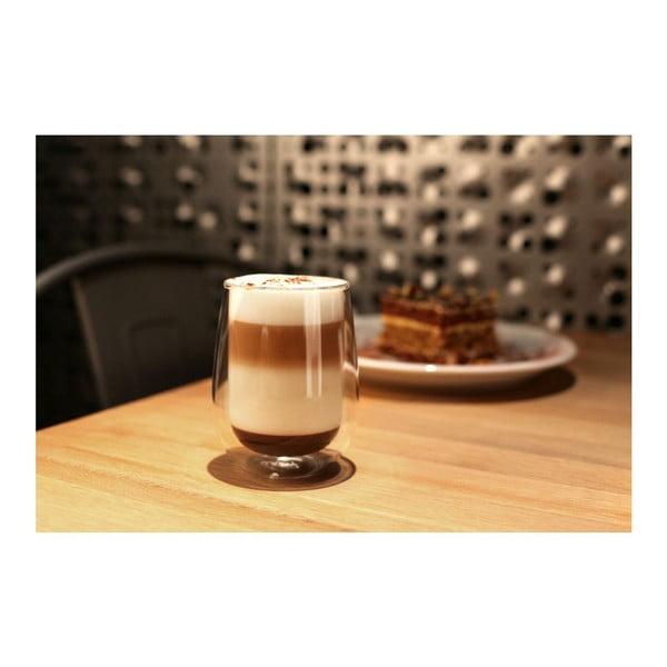 Szklanka z podwójną ścianką Vialli Design Amo, 400 ml