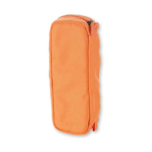 Pomarańczowy piórnik Moleskine