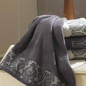 Ręcznik Ottoman Organic Grey, 50x90 cm