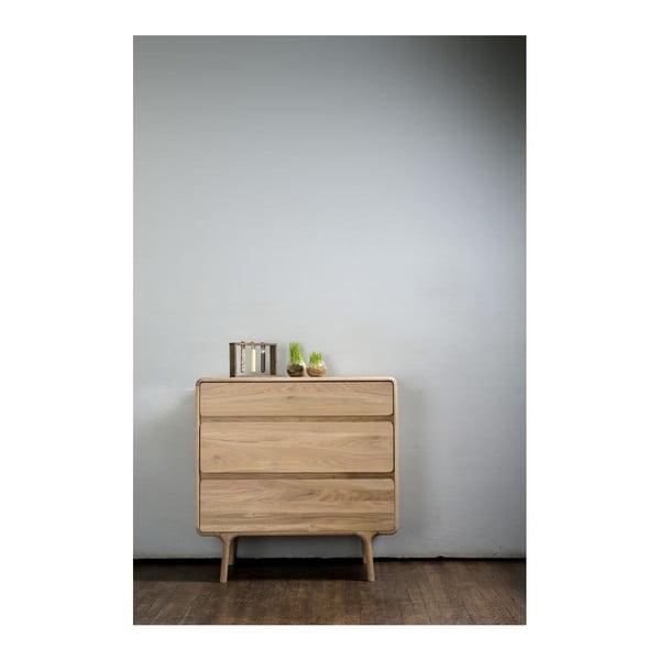 Komoda z szufladami Fawn, 90x45x90 cm