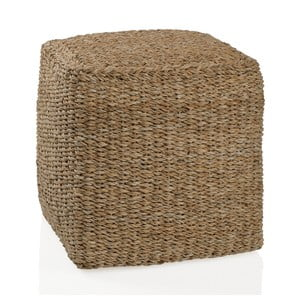 Puf Cube Seagrass