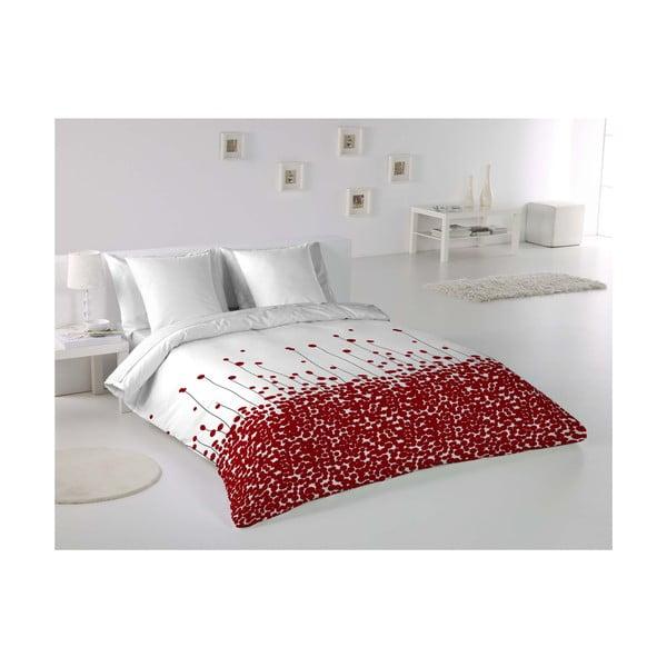 Pościel Poppies Rojo, 240x220 cm