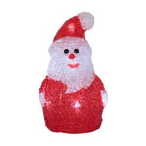 Świecąca figurka LED Best Season Crystal Santa