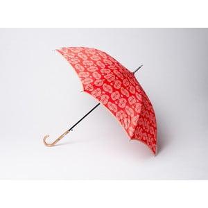 Parasol Cashmere, koralowy