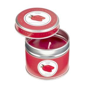 Świeczka zapachowa w puszce English Strawberry, czas palenia 32 godziny