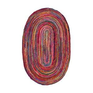 Bawełniany dywan Multi Hex, 122x182 cm
