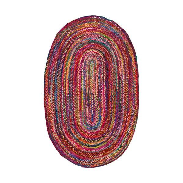 Bawełniany dywan Multi Hex, 152x244 cm