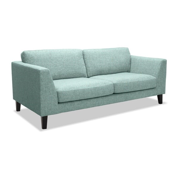 Jasnoturkusowa sofa 2-osobowa Vivonita Monroe
