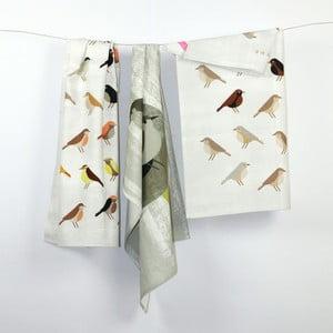Komplet 3 ściereczek Nest
