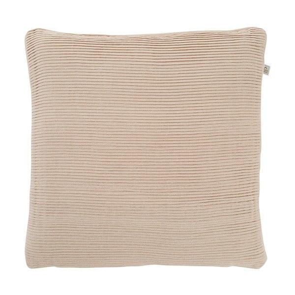 Poduszka Klune Sand, 45x45 cm