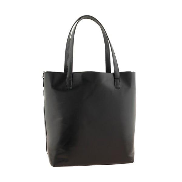 Czarna torebka skórzana Ore Diece Trapani