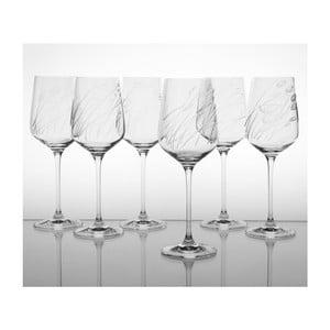 Zestaw 6 kieliszków do czerwonego wina Wielicha na górze