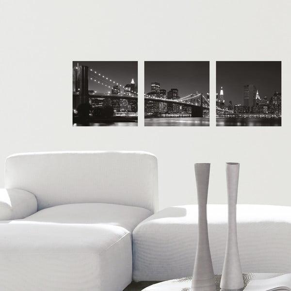 Samoprzylepne obrazy Miasto, 30x30 cm