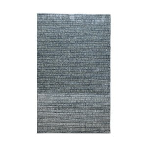 Szary dywan Webtappeti Lines, 137x200cm