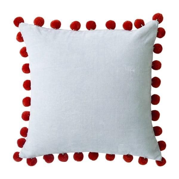Poszewka na poduszkę Ashti Light/Red, 45x45 cm