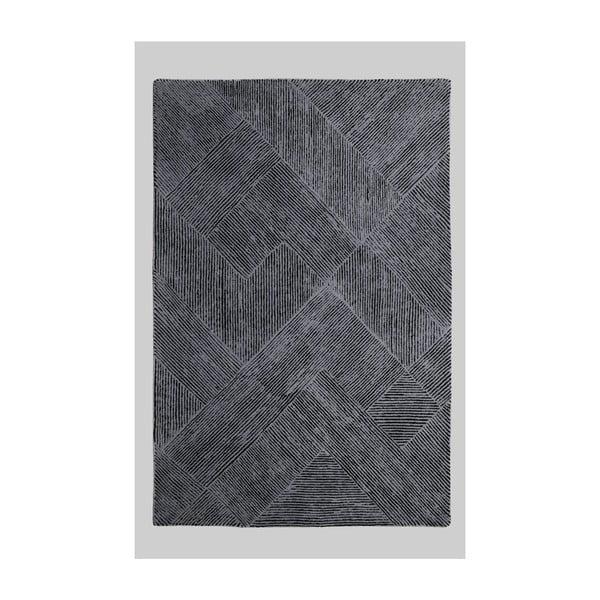 Wełniany dywan Balta Graphite, 160x230 cm