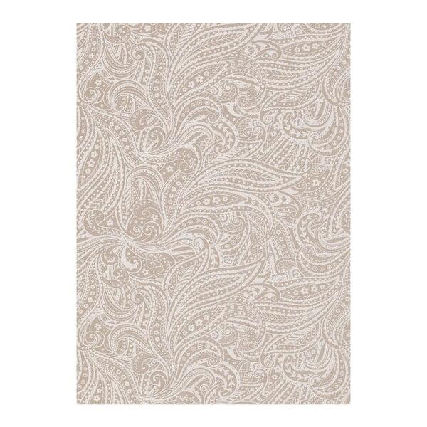 Pościel Lea Taupe, 140x200 cm