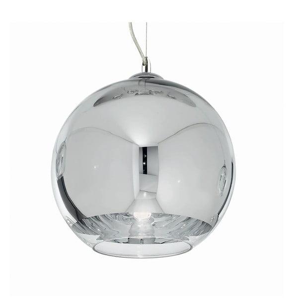 Lampa wisząca Evergreen LightsShiny Chrome, 30 cm