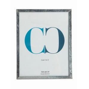 Ramka z obrazkiem Letra C, 16x12 cm