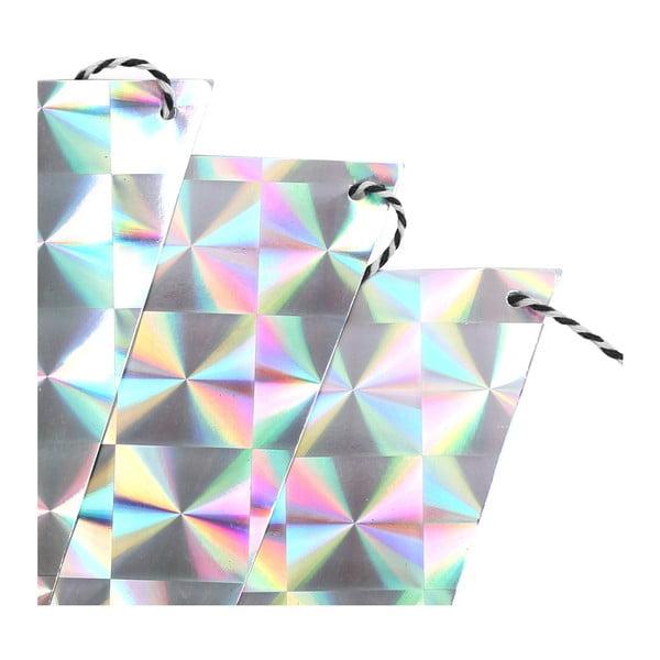 Flagietki imprezowe Holografic