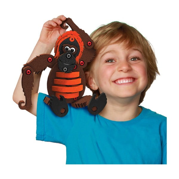 Klocki Orangutan