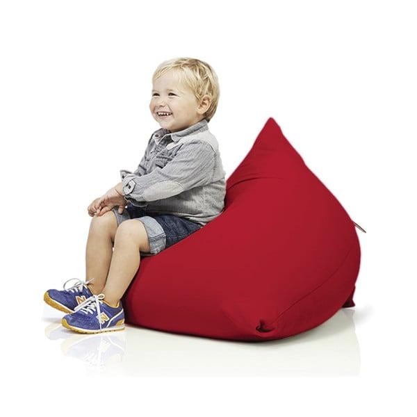 Worek do siedzenia dla całej rodziny Terapy Sydney, czerwony