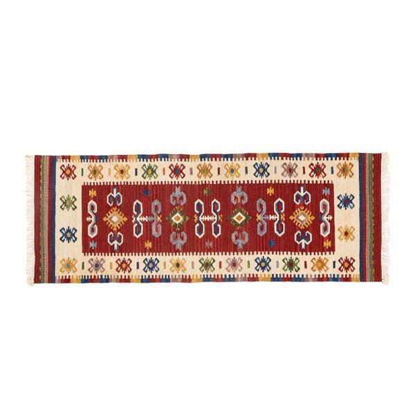 Dywan ręcznie tkany Kilim Dalush 301, 180x65 cm