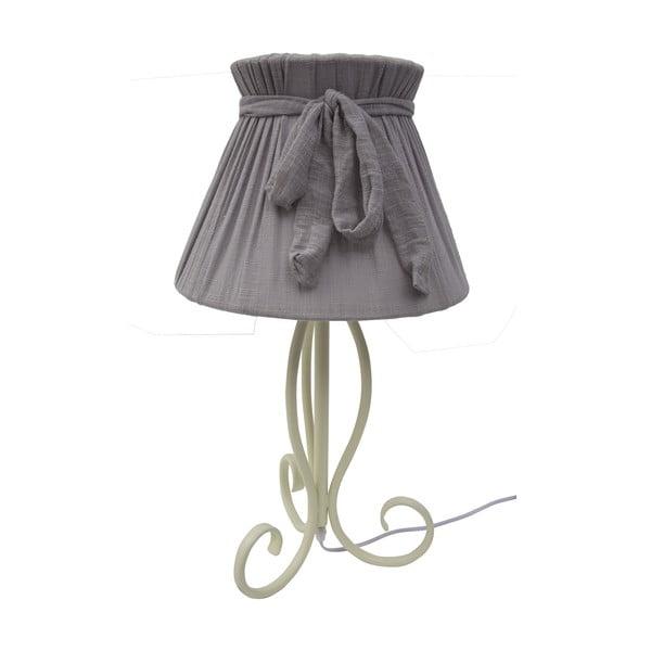 Lampa stołowa Spire, ciemna