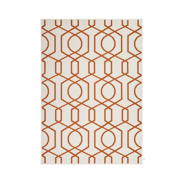 Pomarańczowy dywan Kayoom Stella 400, 200x290 cm