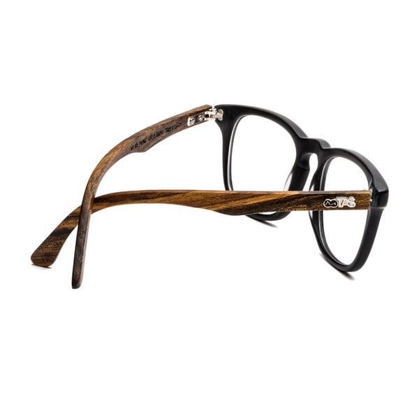 Okulary przeciwsłoneczne i korekcyjne w jednym Hagen, niebieskie