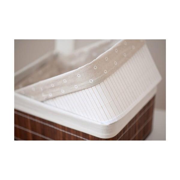 Zestaw 2 koszyków Premier Housewares Kankyo White
