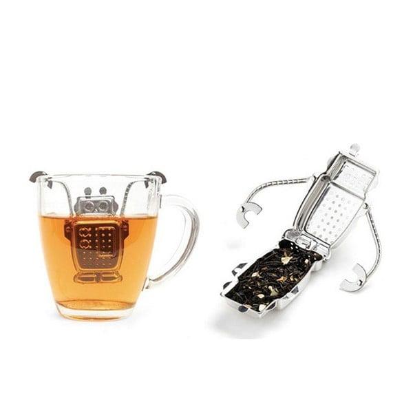Sitko na herbatę Robot