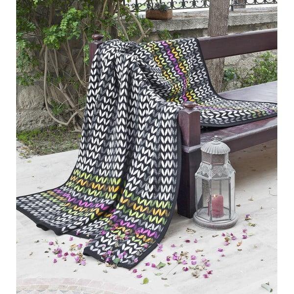 Koc  Colorful Knit, 150x200 cm