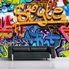 Tapeta wielkoformatowa Graffiti, 315x232 cm